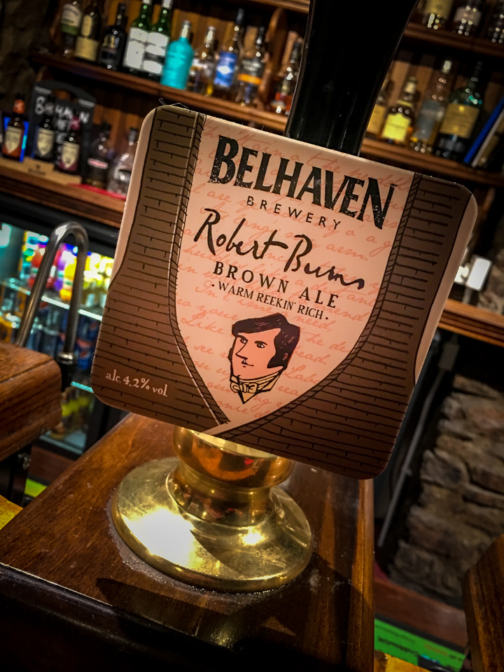 Belhaven Burns Ale Forth Inn