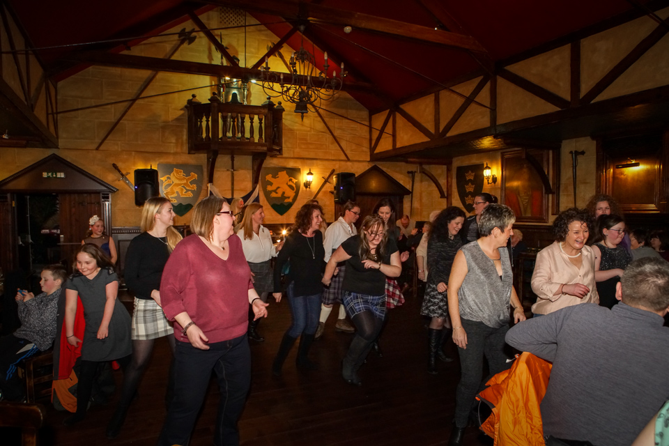 Dance at The Forth Inn