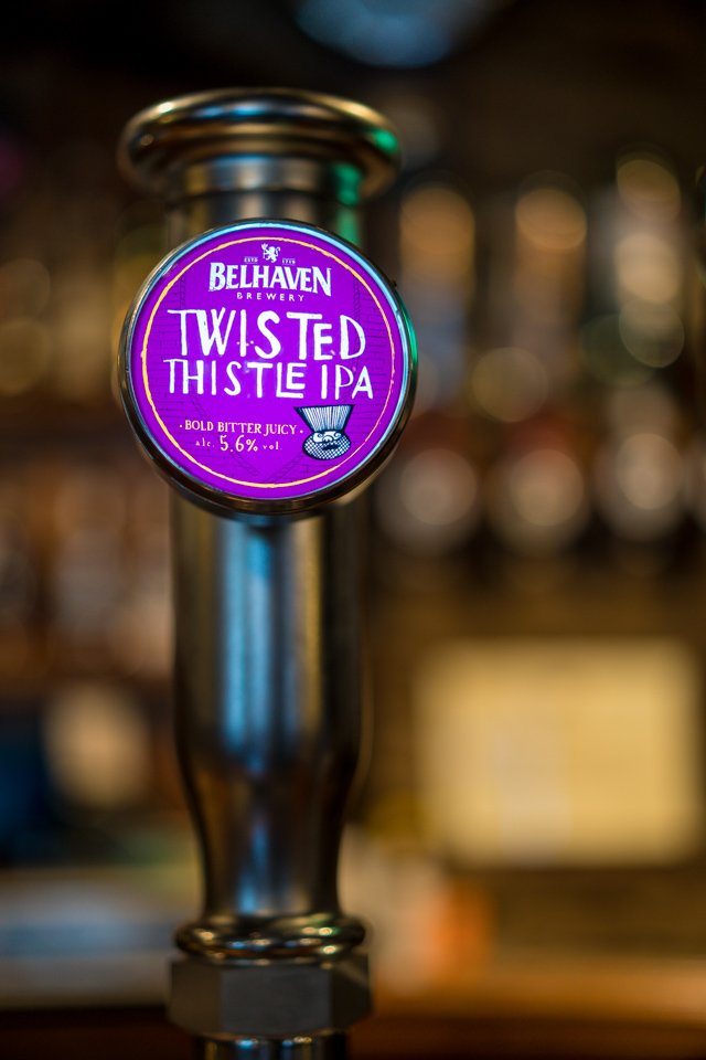 Twited Thistle IPA @ The Forth Inn