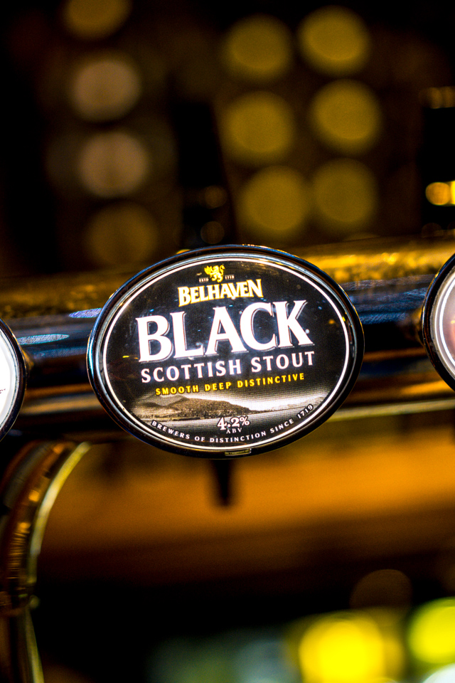 Belhaven - Black Stout