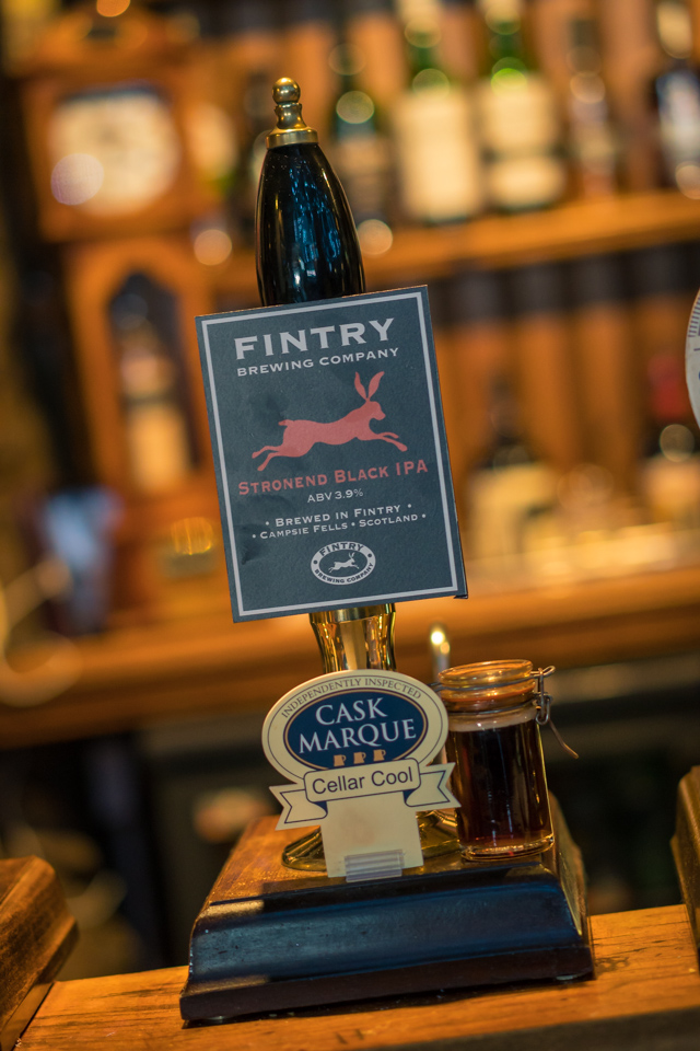 Fintry - Stronend Black IPA