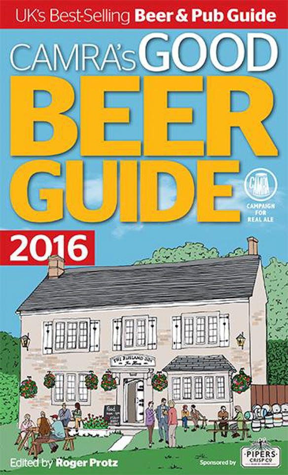 Real Ale Guide - yes we are in it!