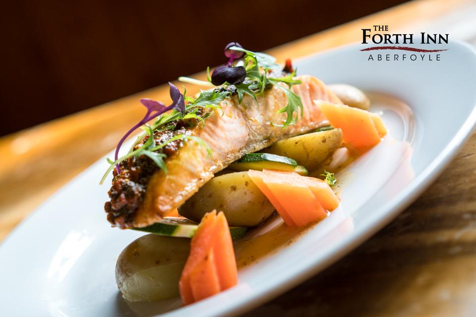 Salmon - Forth Inn Style