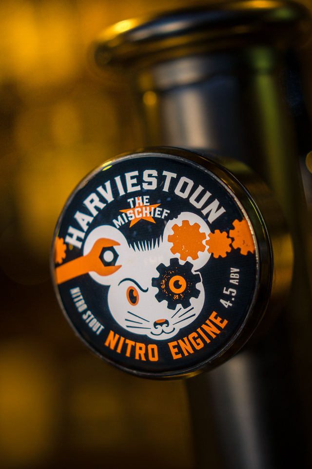 Harviestoun - Nitro Engine