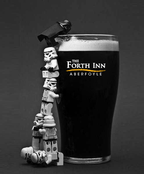 The Dark side at The Forth Inn
