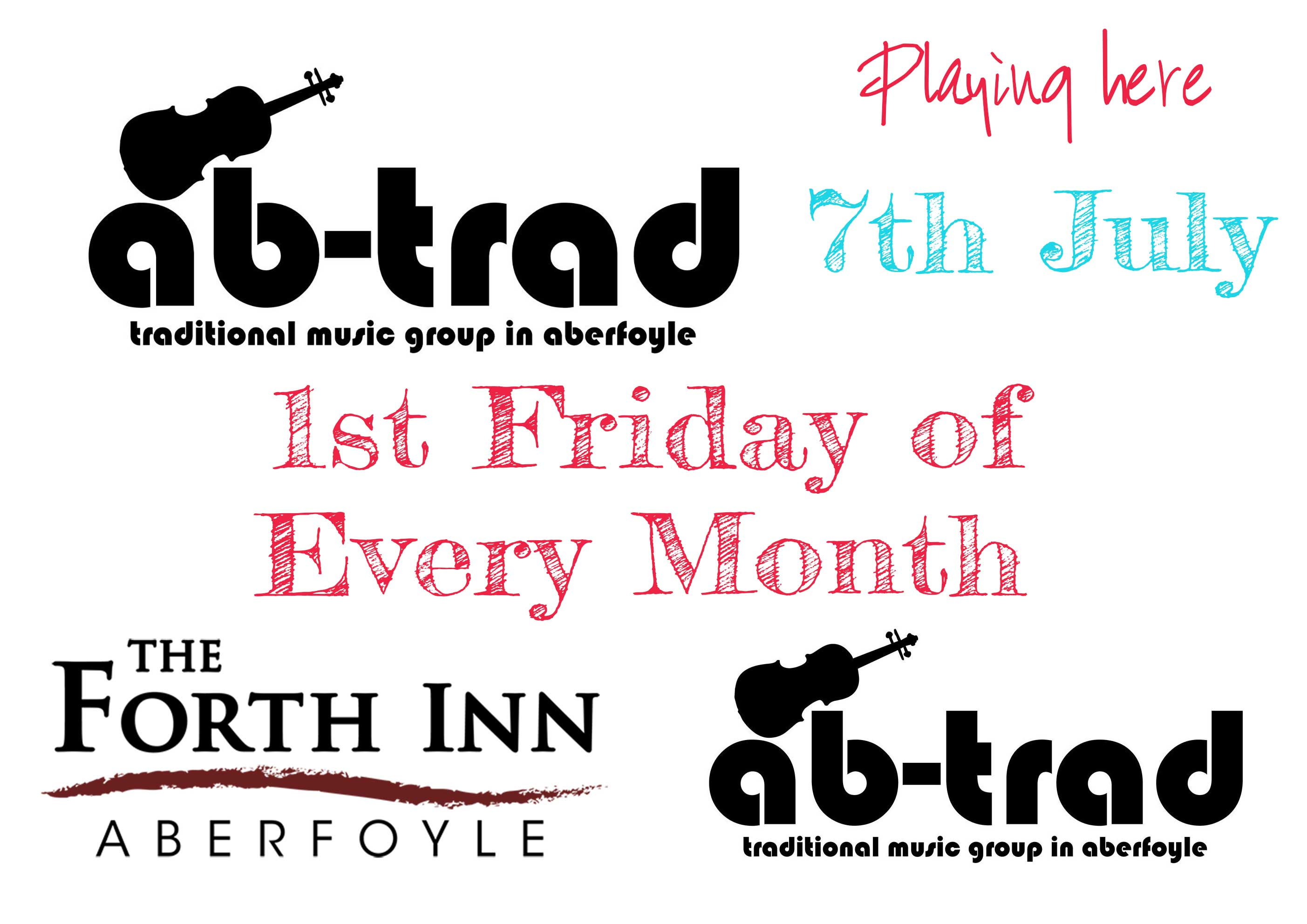 Traditional Music at The Forth Inn