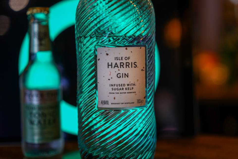 Harris Gin at The Forth Inn