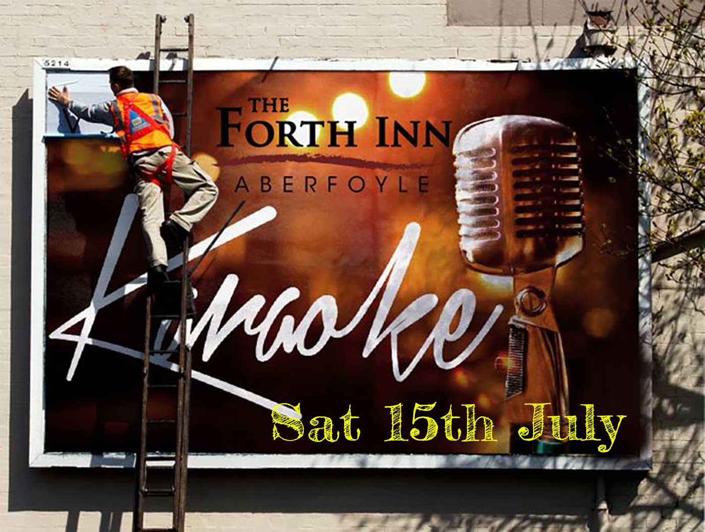 Karaoke at The Forth Inn