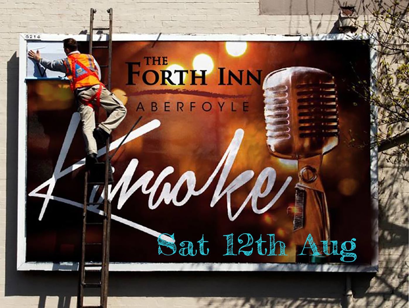 Aug Karaoke @The Forth Inn
