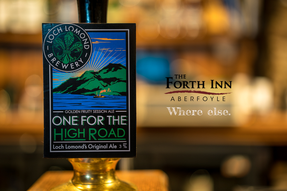 Ale @ The Forth Inn