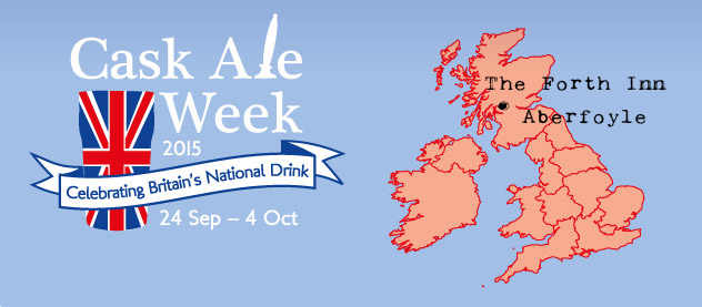 Cask Ale Week… Sept 24 – 4th Oct