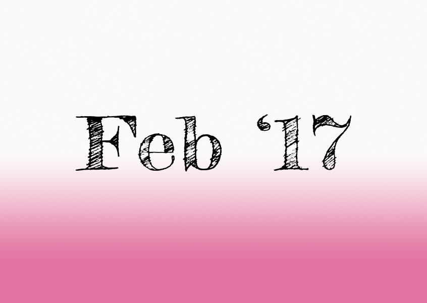 Whats On Feb '17
