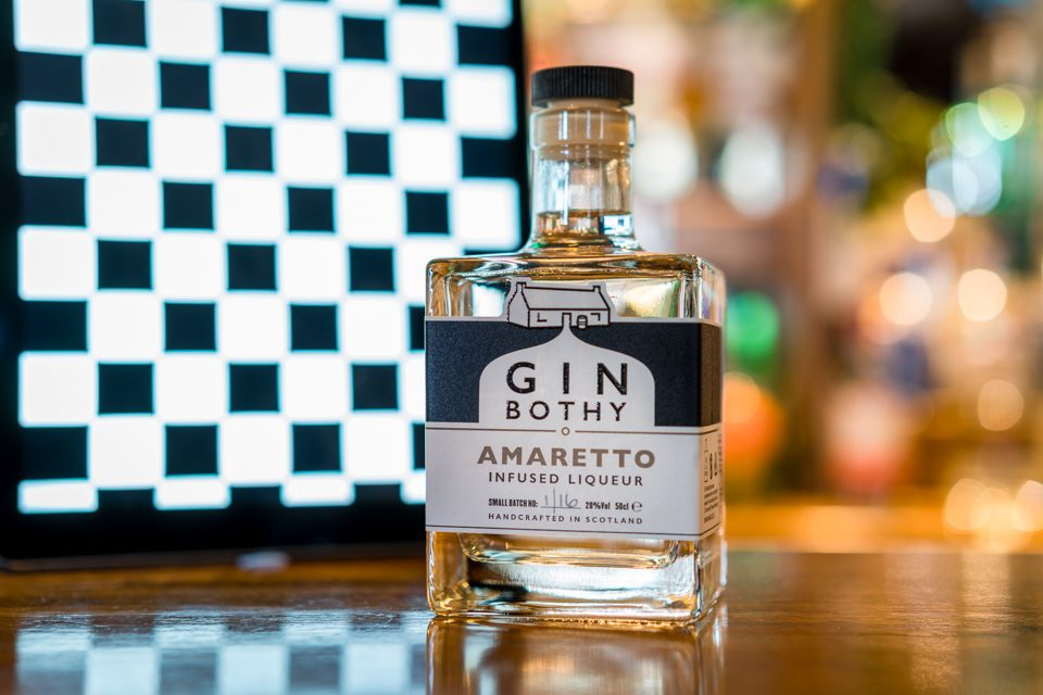 Gin! Right Place, Right time?