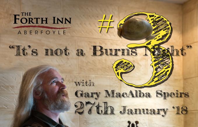 It's not a Burns Night 3