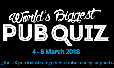 Worlds Largest Pub Quiz – 4th March '18